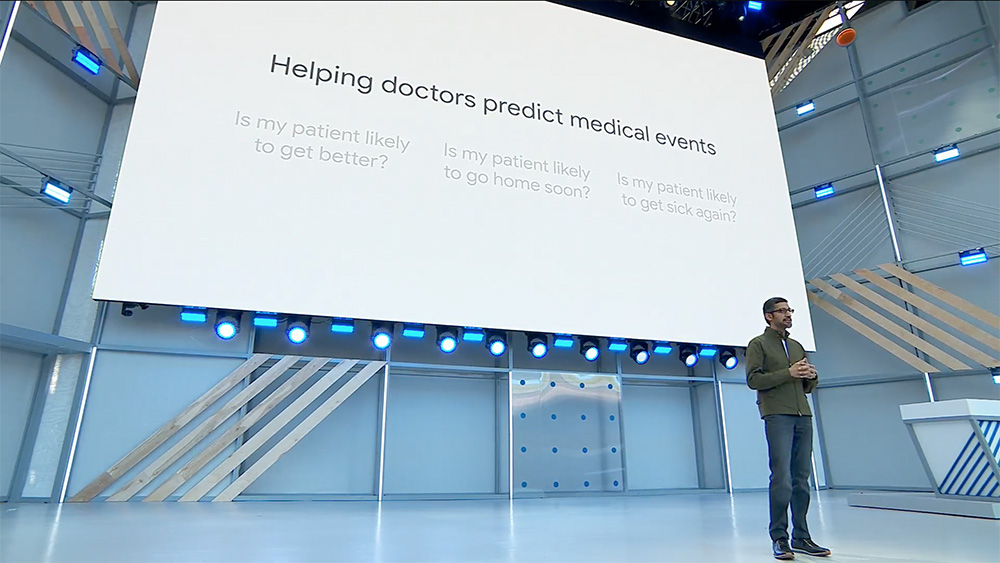 AI with Healthcare