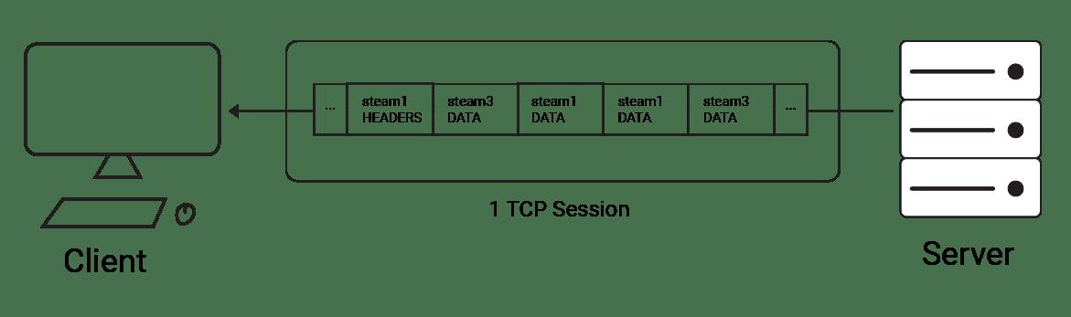 HTTP/2 Data Stream