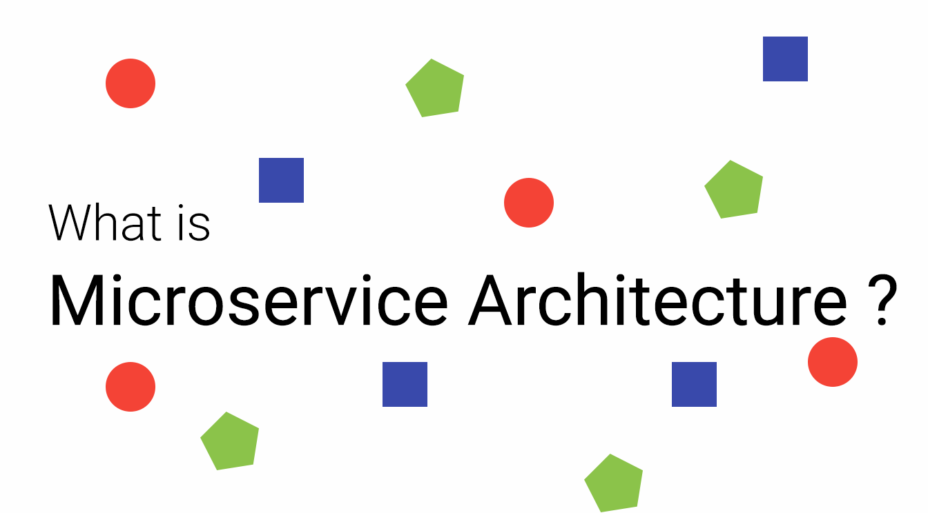 มาทําความรู้จักกับ Microservice Architecture กันเถอะ