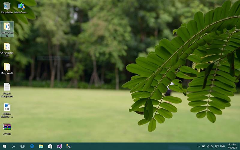 Review Windows 10 สไตล์ arnondora.in.th