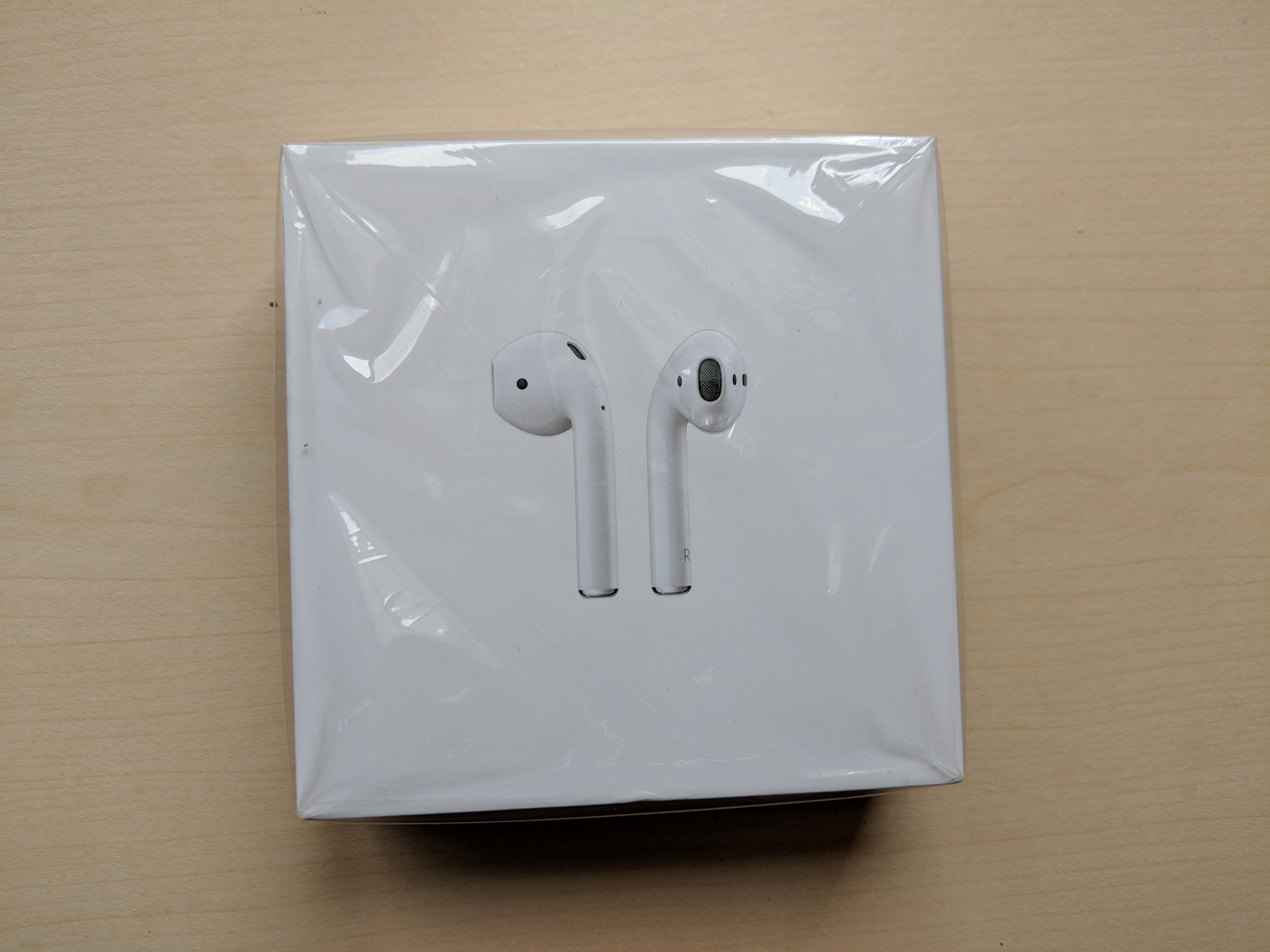 Apple Airpods Box