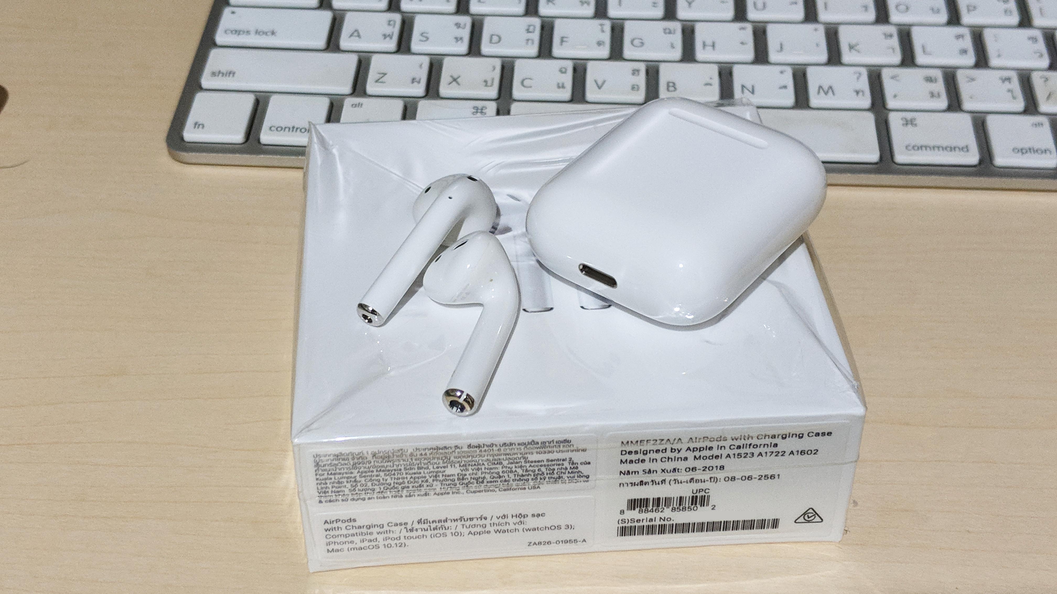 รีวิว Apple AirPods หูฟังเสียงงั้น ๆ แต่ความสะดวกเอาไป 10 10 10