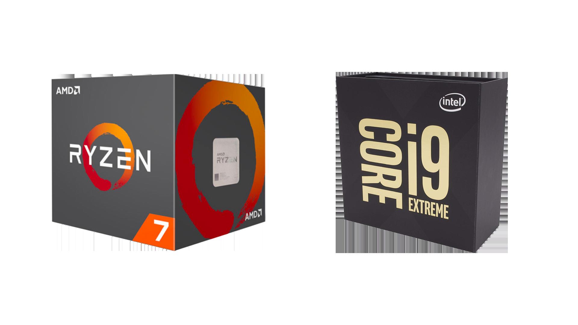 เลือกประกอบ PC CPU