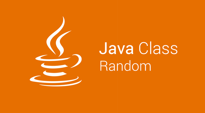 Java Class - Random Class คลาสมหาสนุก