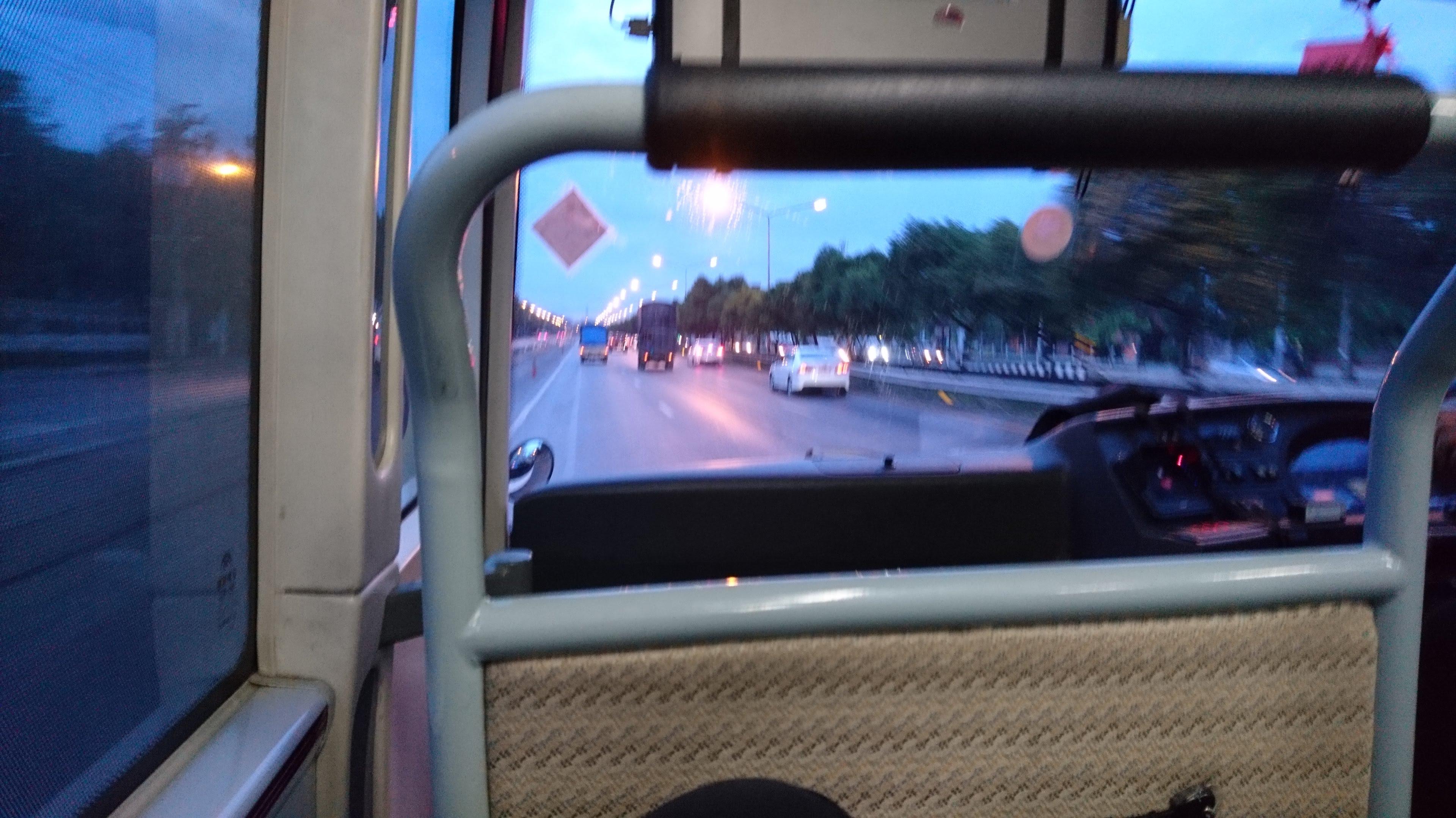 Mahidol Shuttle Bus