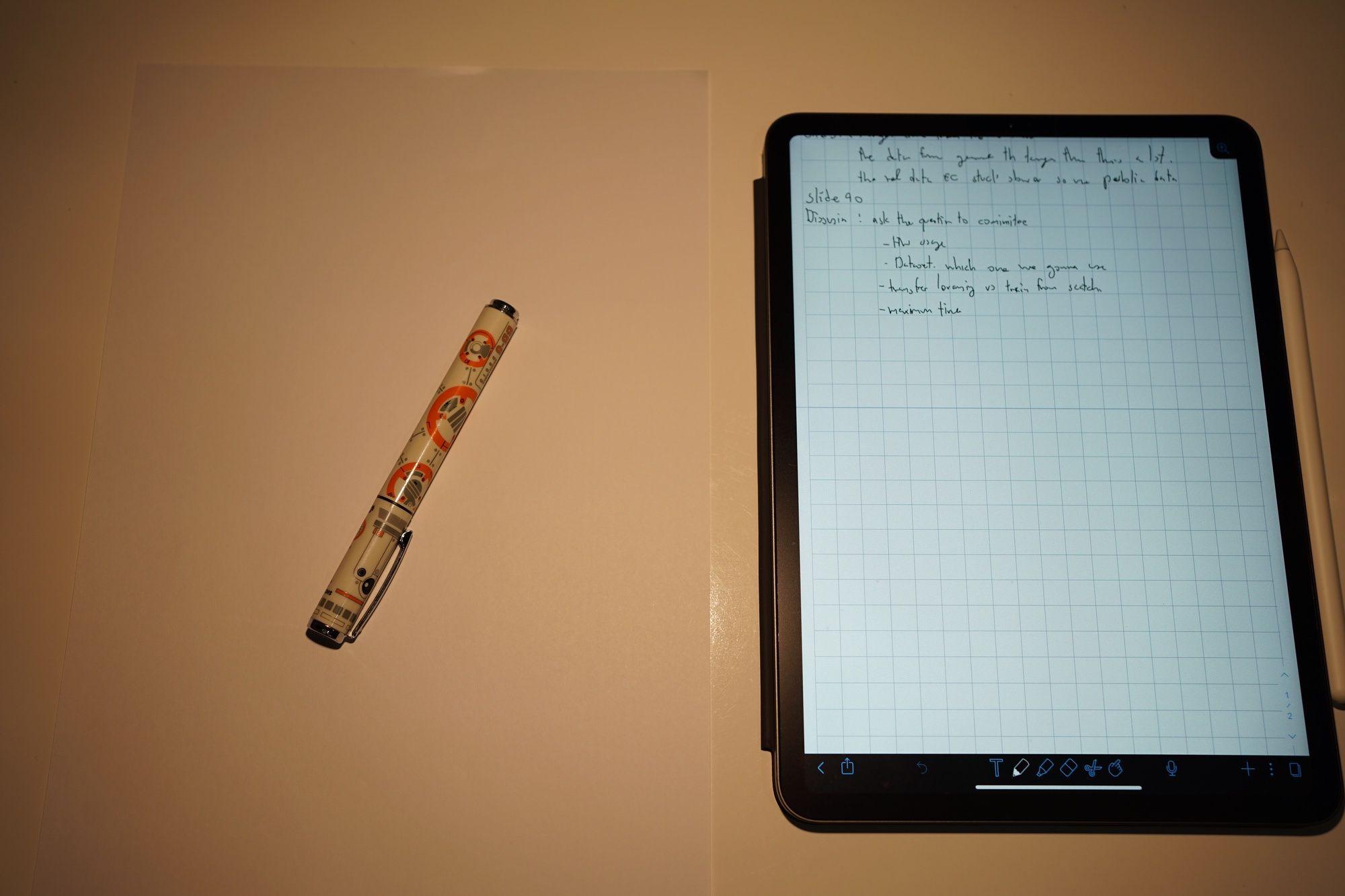 Productive Series: ทำไมเราชอบใช้กระดาษจดงานมากกว่า iPad ?