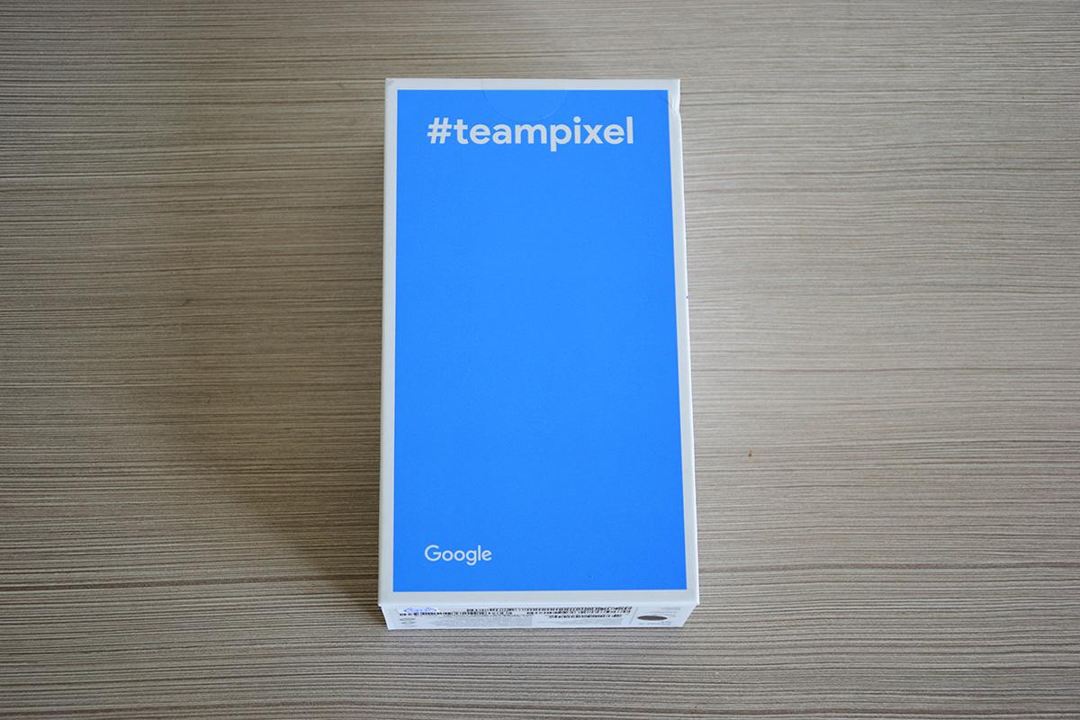 Google Pixel 2 XL Back Box