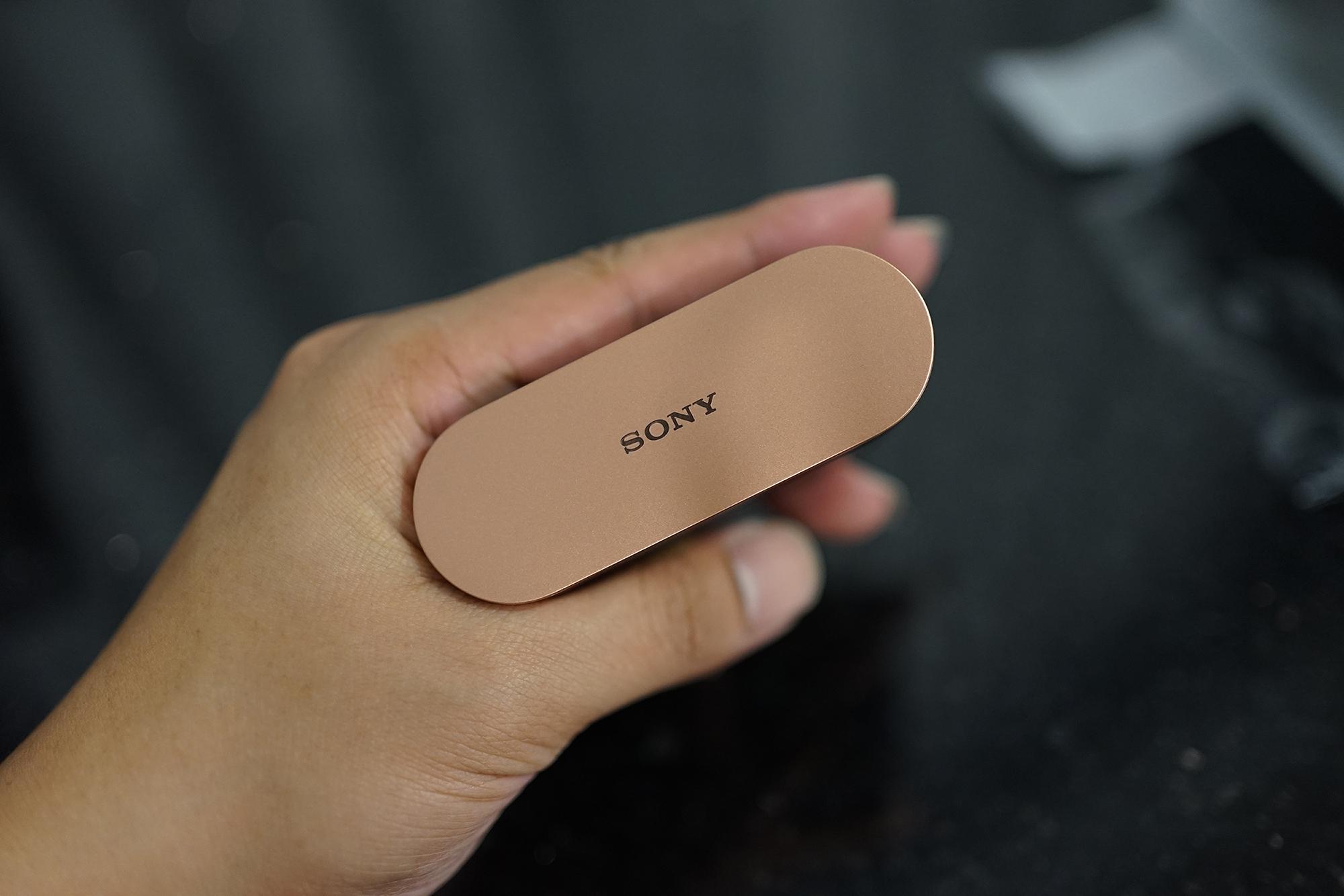 รีวิว Sony WF-1000XM3