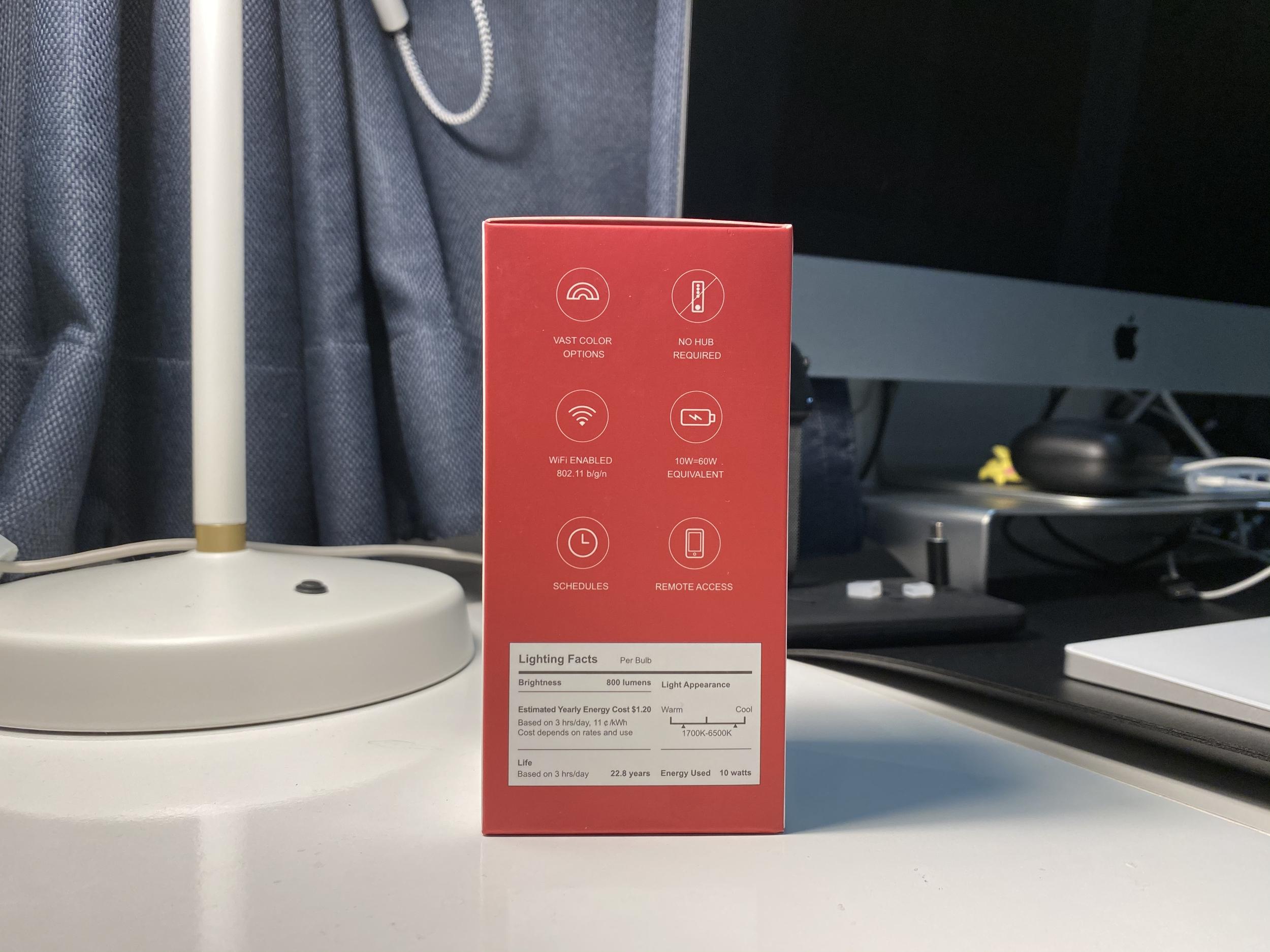 รีวิว Yeelight Smart LED Bulb