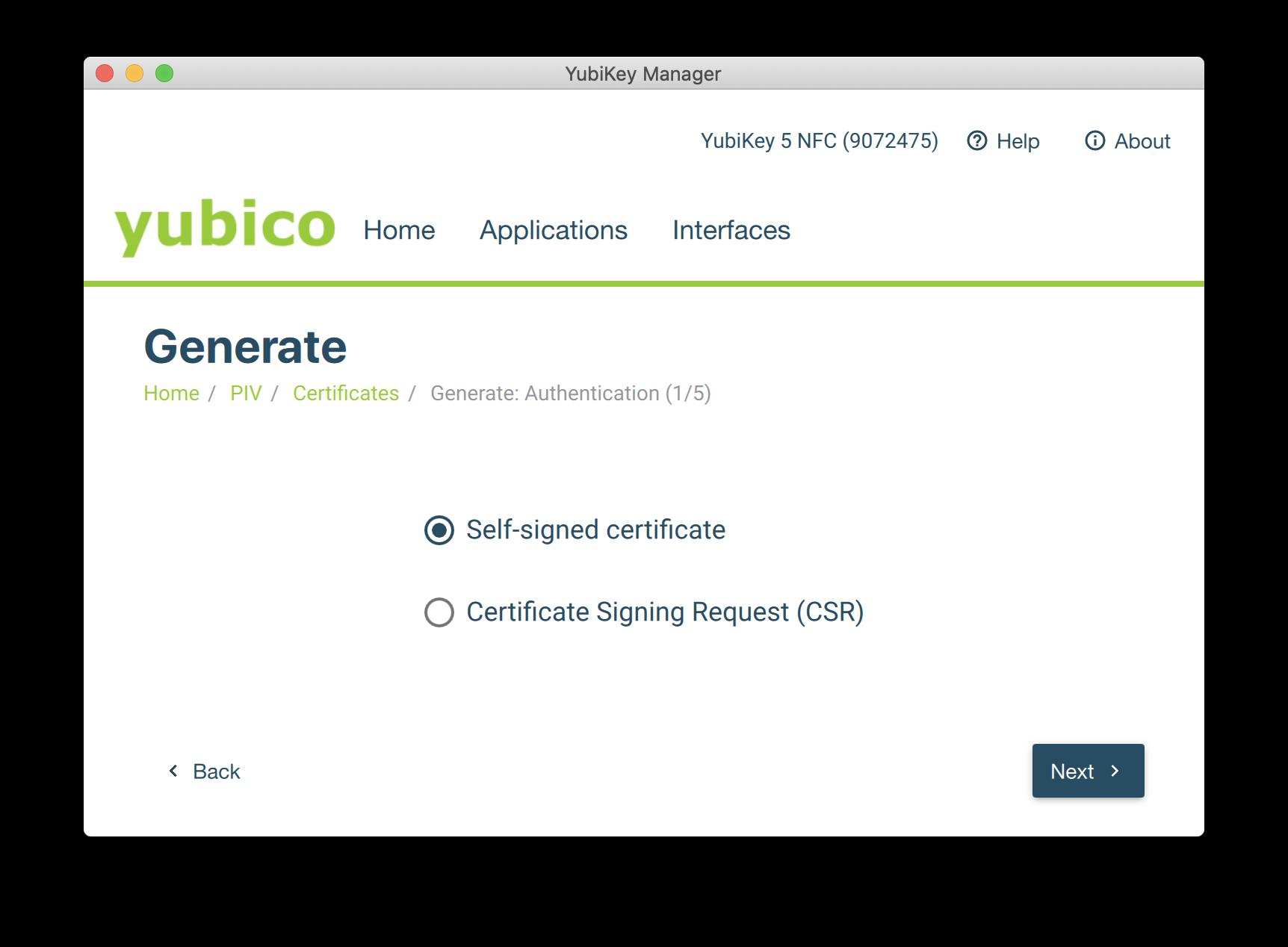 เซ็นต์เอกสารอย่างปลอดภัยด้วย Yubikey และ Digital Signature