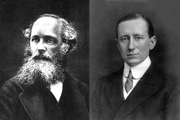 Maxwell & Marconi