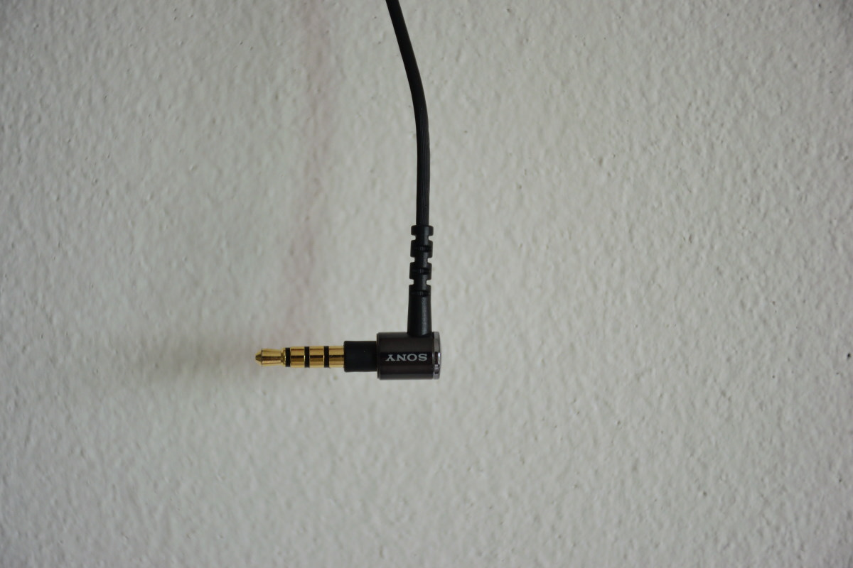 Sony XBA-N1AP 3.5 Jack