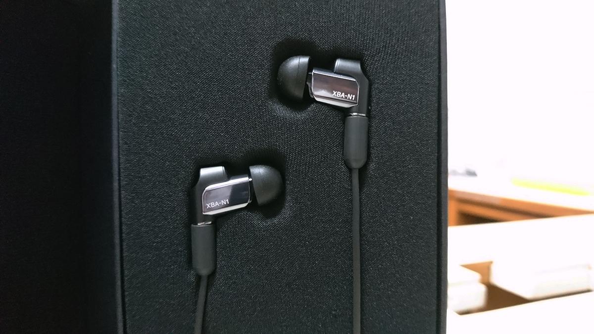 Sony XBA-N1AP Body
