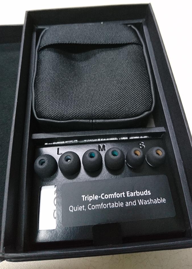 Sony XBA-N1AP Equipments