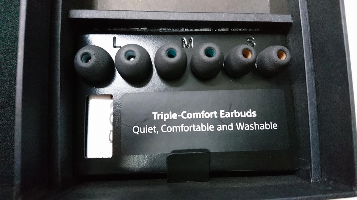 Sony XBA-N1AP Earbuds