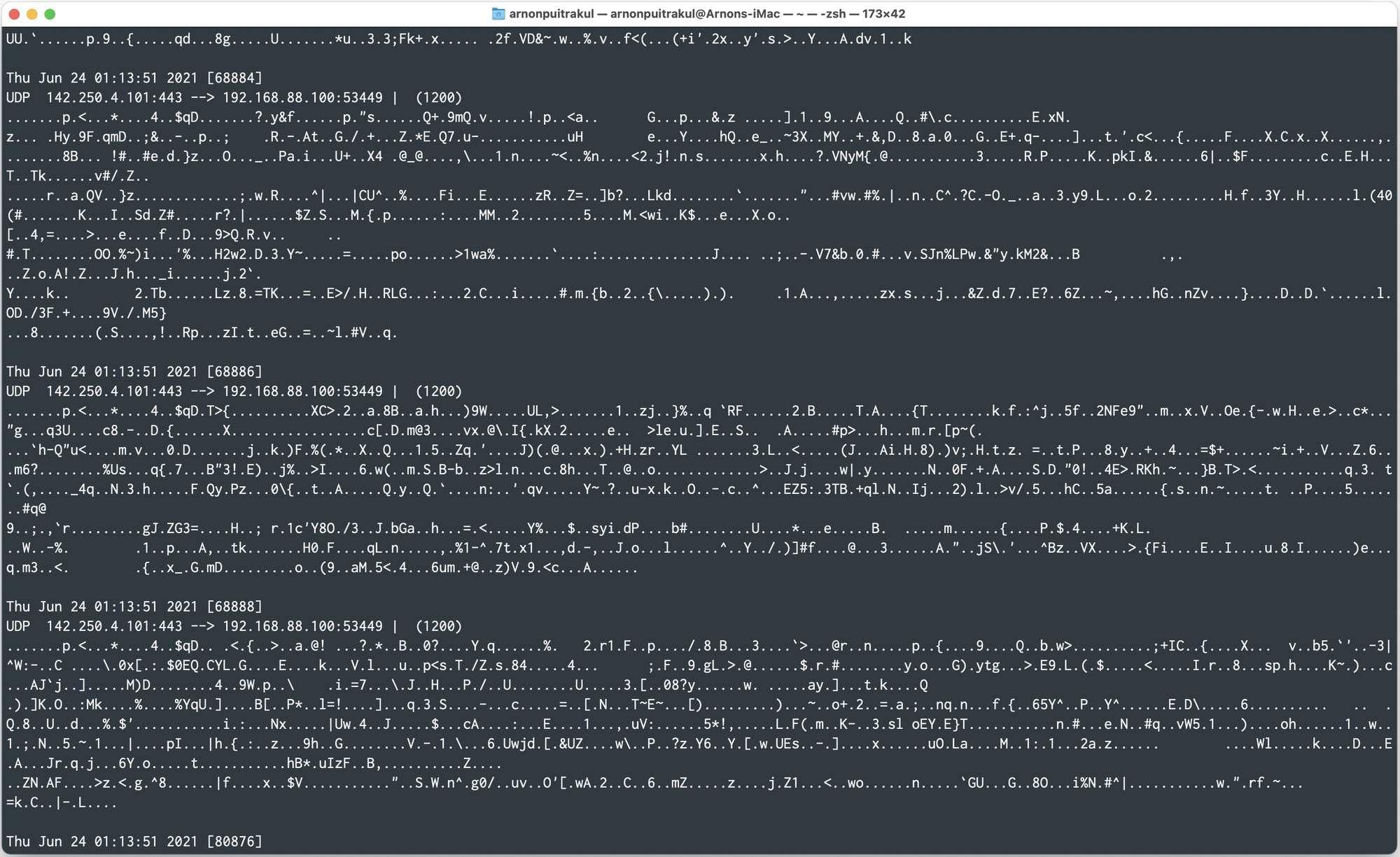 Ettercap MITM Attack