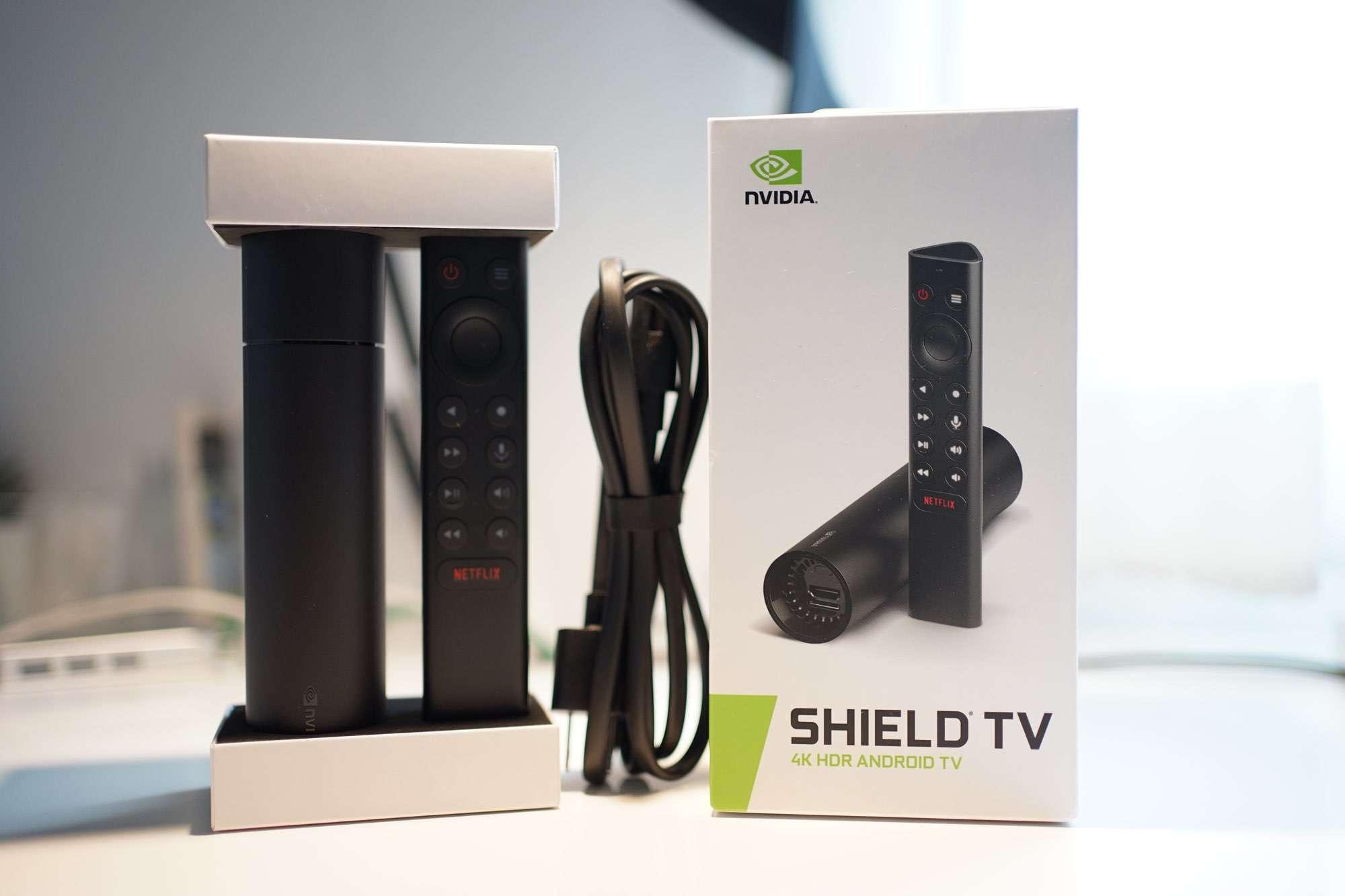 รีวิว Nvidia Shield TV