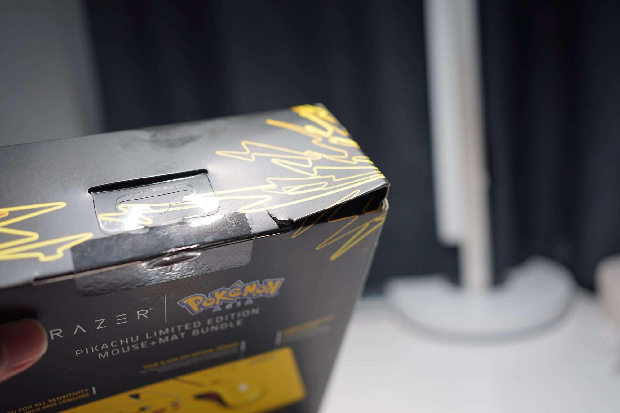 Razer x Pokémon Pikachu Edition Razer DeathAdder Essential