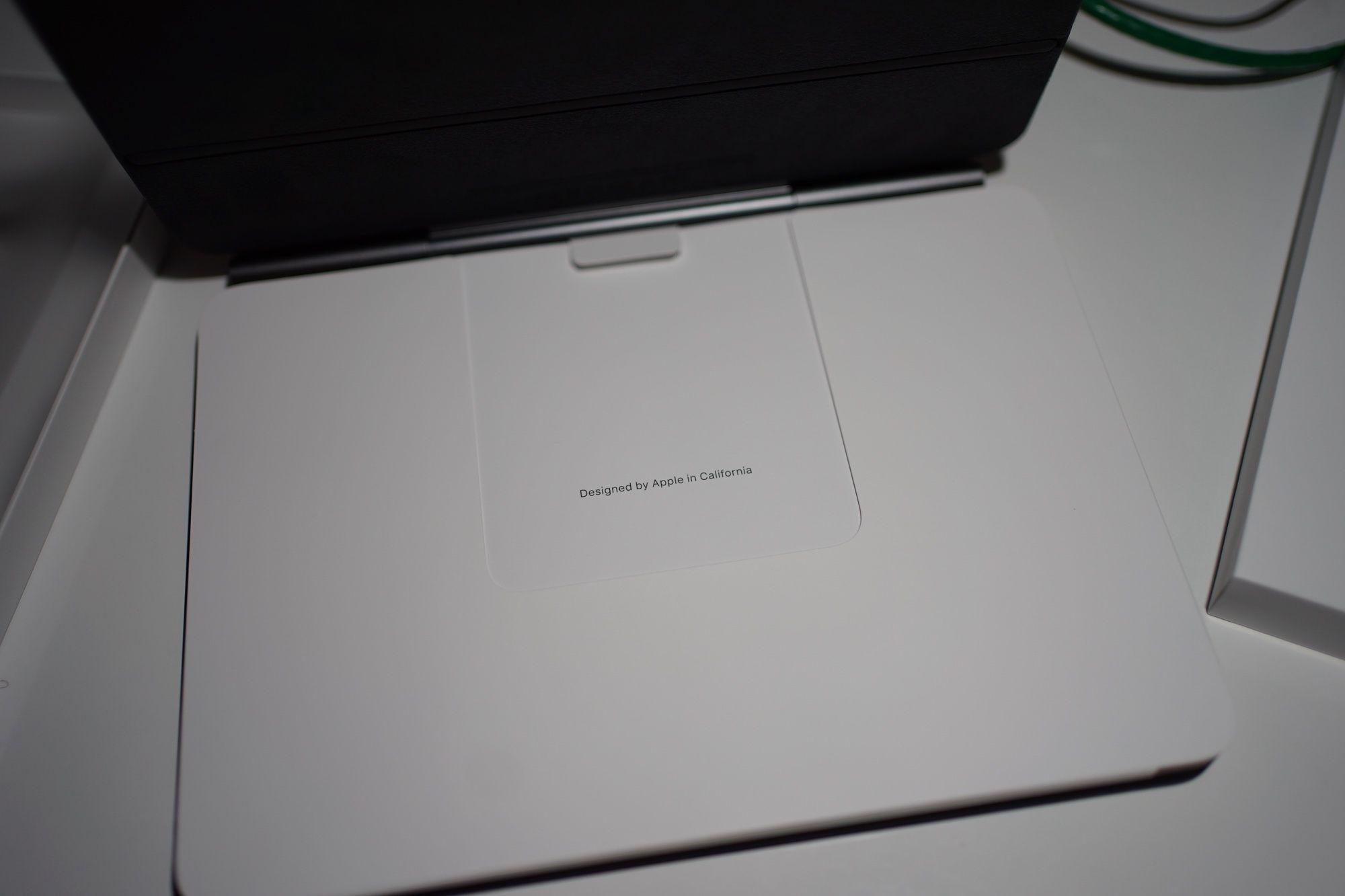 รีวิว iPad Magic Keyboard
