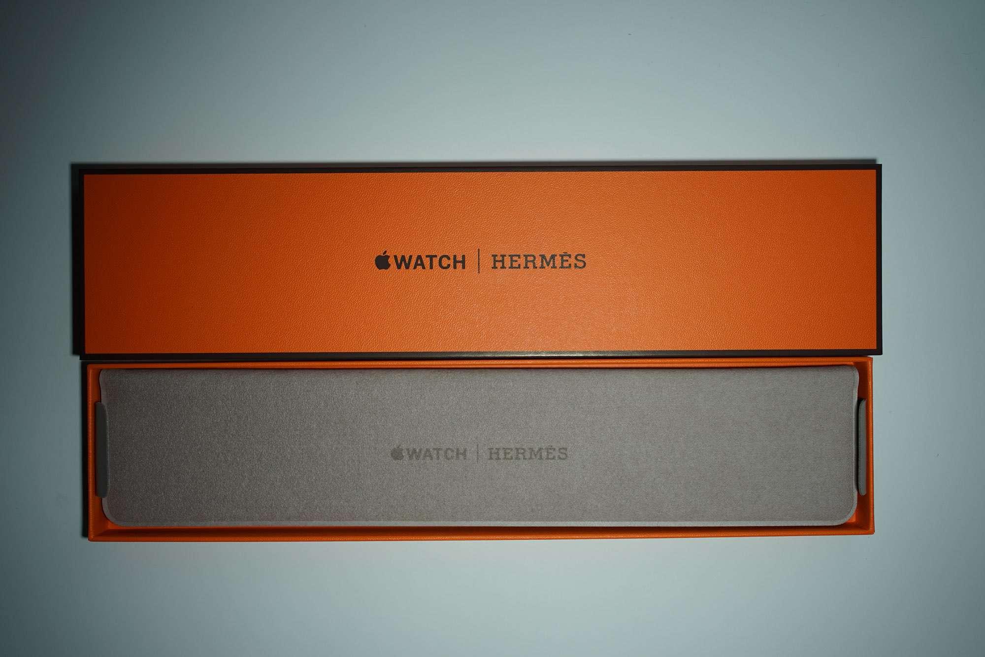 รีวิวสาย Apple Watch Hermès สายหนังแบบ Single Tour
