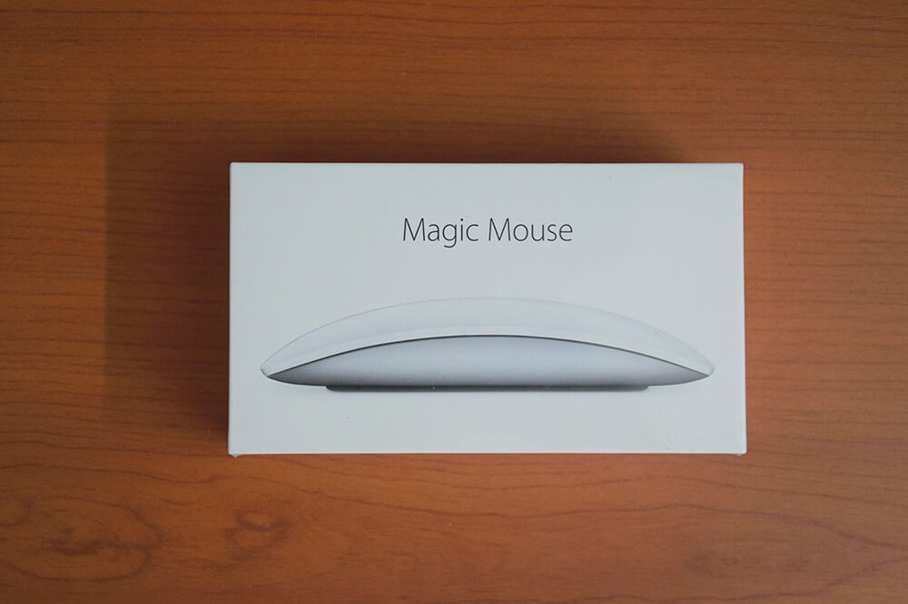 Review Apple Magic Mouse 2