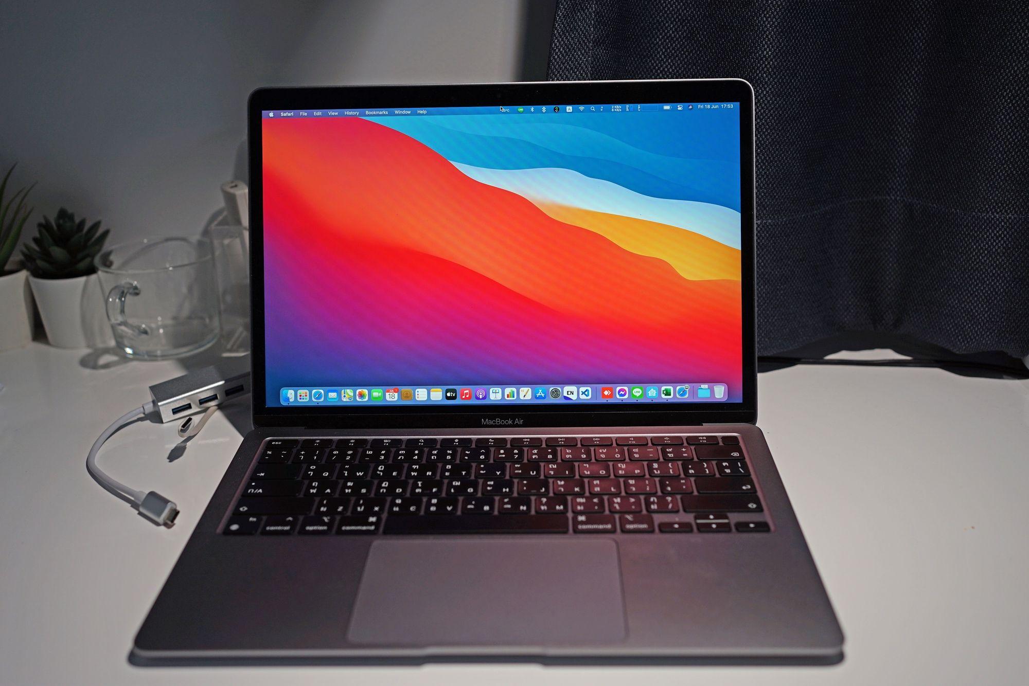 Macbook Air 2021 M1